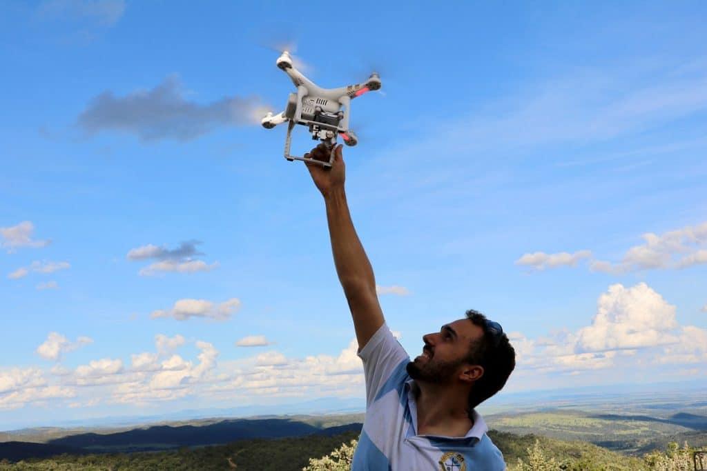 Qu'est-ce qu'un drone civil ?