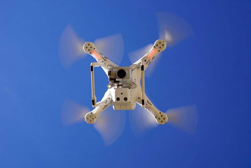 Pourquoi utiliser un drone pour son marketing ?