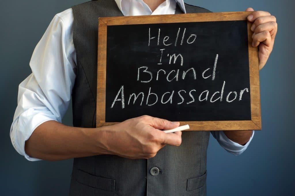 C'est quoi être ambassadeur de marque ?