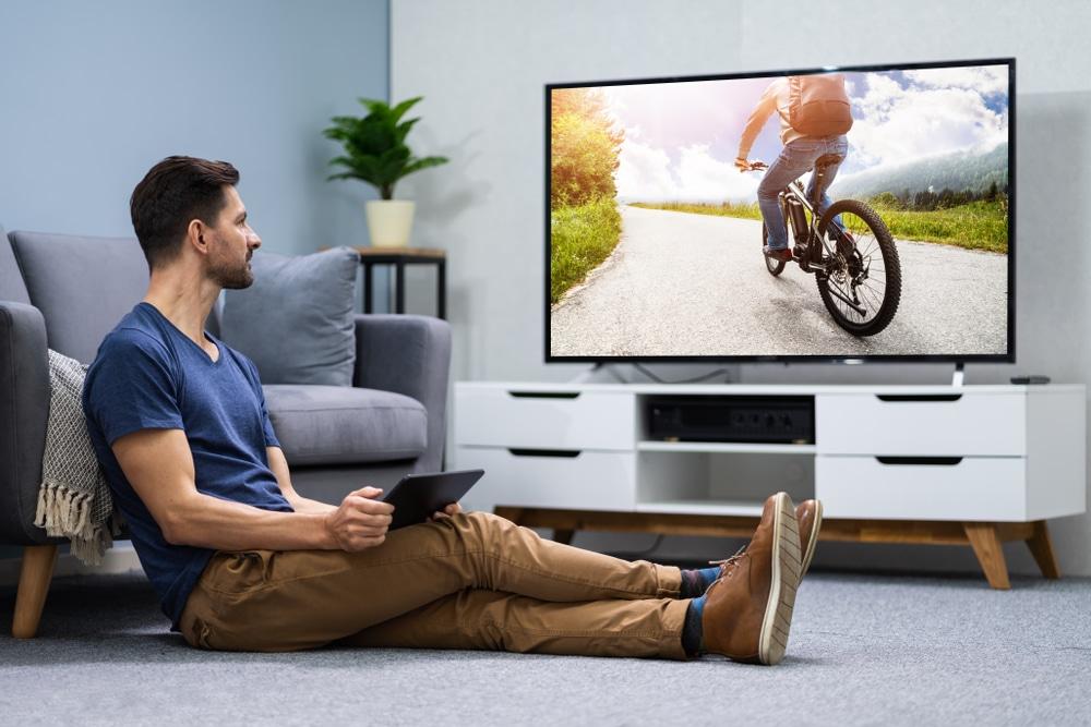 Comment partager l'écran de ma tablette sur la TV ?