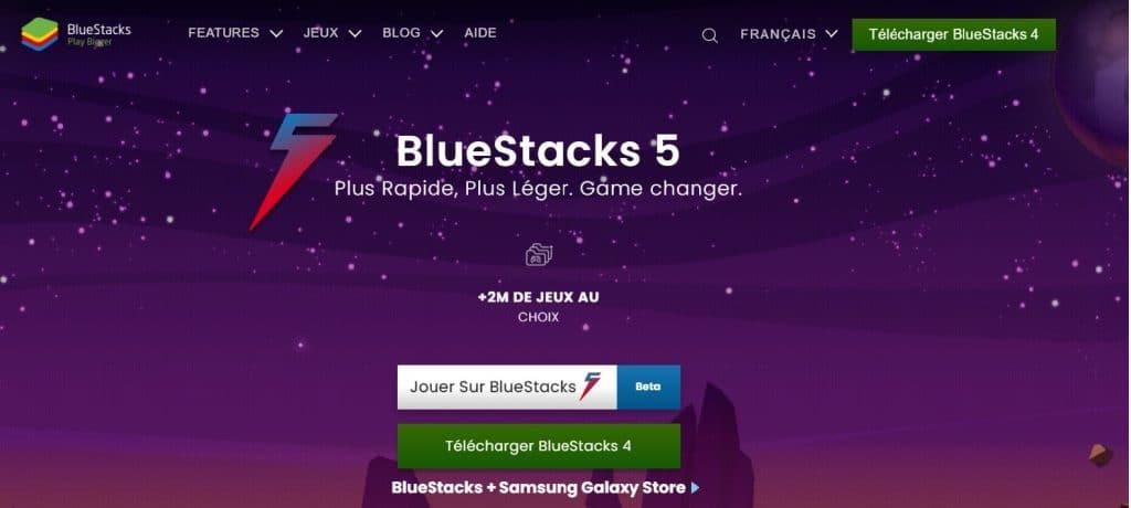 Ouvrir un fichier APK sur mon PC avec BlueStacks