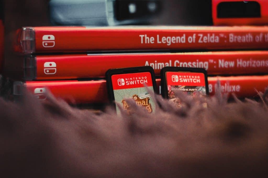 Où télécharger les jeux Switch ?