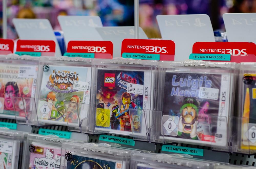Exemples de jeux 3DS à jouer sur PC